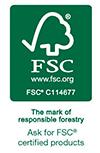 Certificazione FSC